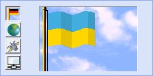 Flagge des aktuellen DXCC